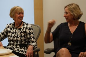 Executive Coach Exchange Trish Kelly & Claudia Lantos
