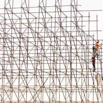 Executive Coach Exchange scaffolding pixabay ahmadardity